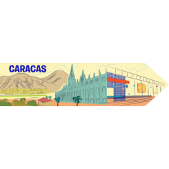 Travel Souvenir Caracas