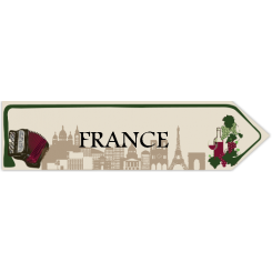 Travel Souvenir France