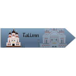 Travel Souvenir Tallinn