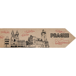 Travel Souvenir Prague