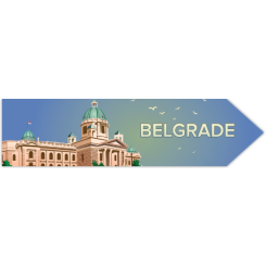 Travel Souvenir Belgrade