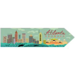Travel Souvenir Atlanta