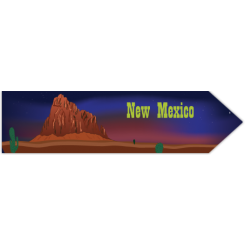 Travel Souvenir New Mexico