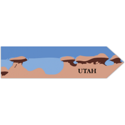 Travel Souvenir Utah