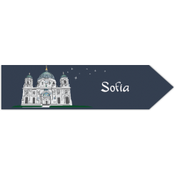 Travel Souvenir Sofia