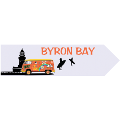 Travel Souvenir Byron Bay