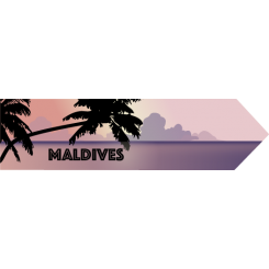 Travel Souvenir Maldives