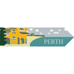 Travel Souvenir Perth