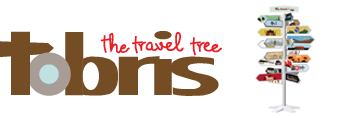Tobris The Travel Tree Logo